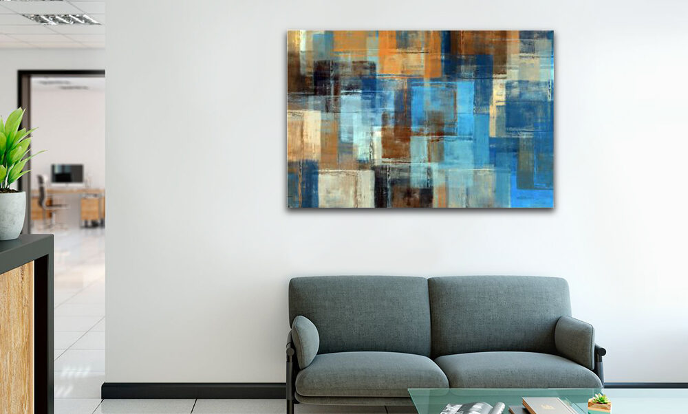 Top 4 Canvas Art Ideas To Decorate Your Office Goingdesi Blog